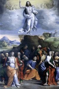 Вознесіння. Garofalo, 1510-1520