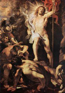 Воскресіння Христове, Rubens, 1611