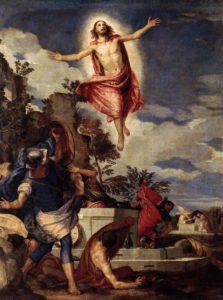Воскресіння Христове, Paolo Veronese