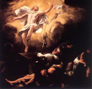 Воскресіння Христове, Luca Giordano