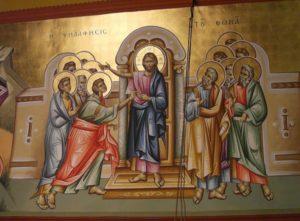 Easter 2-10 Запевнення апостола Хоми, 14-те cт.