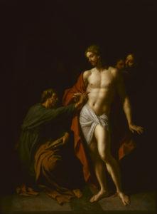 Запевнення апостола Хоми, Adriaen van der Werff