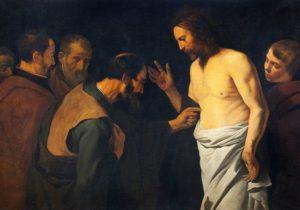 Запевнення апостола Хоми, Leendert van der Cooghen