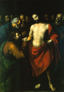 Запевнення апостола Хоми, Sebastián López de Arteaga