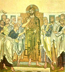 Запевнення апостола Хоми, 1100, Greece