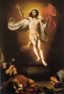 Воскресіння Христове, Bartolome Esteban Murillo