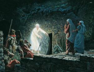 Easter 3-11 Жінки-мироносиці у порожнього гроба, Clark Kelley Price