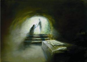 Ранок Воскресіння, James Martin