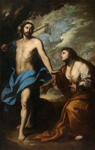 Не торкайся Мене, Andrea Vaccaro, 17th century