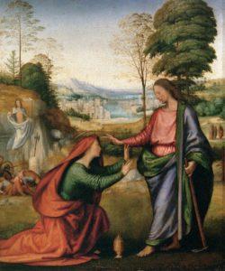 Не торкайся Мене, Fra Bartolomeo, 1506