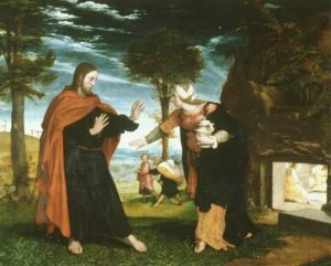 Не торкайся Мене, Hans Holbein the Younger, 1524