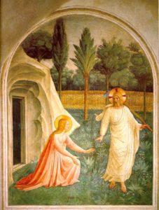 Не торкайся Мене, Fra Angelico