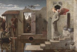 Зцілення розслабленого коло купелі Вифезда, Robert Bateman, 1877