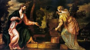 Розмова Христа з Самарянкою, Paolo Veronese
