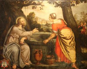 Розмова Христа з Самарянкою, Barthélemy Parrocel
