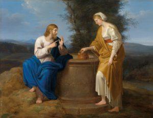 Розмова Христа з Самарянкою, Ferdinand Georg Waldmüller