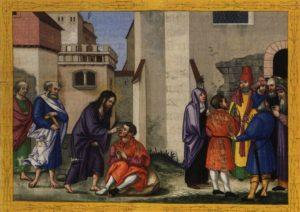 Зцілення сліпонародженого, Ottheinrich Folio