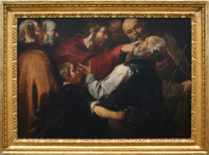 Зцілення сліпого, Gioacchino Assereto