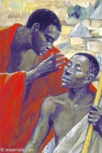 Easter 6-31 Зцілення сліпого,