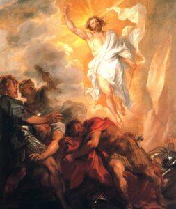 Воскресіння Христове, Antoon van Dyck
