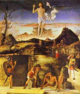 Воскресіння Христове, Giovanni Bellini, 1475