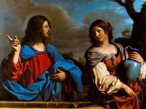 Розмава Христа з Самарянкою Гверчіно (1591-1666)
