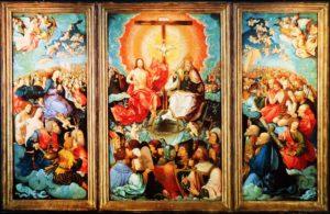 Усіх Святих, Jacob Cornelisz van Oostsanen