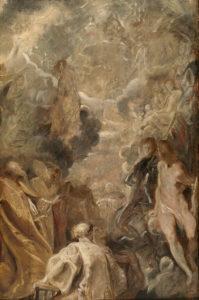 Усіх святих, Peter Paul Rubens
