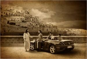 Христос і багатий юнак (Сучасний варіант)