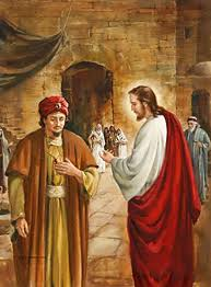 Христос і багатий юнак