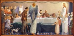Притча про весільний бенкет Cicely Mary Barker, 1935