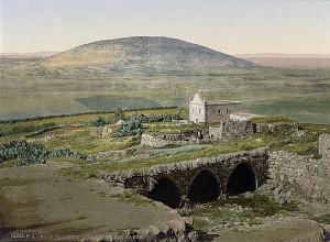 Наїнська церква на початку 20-го ст.
