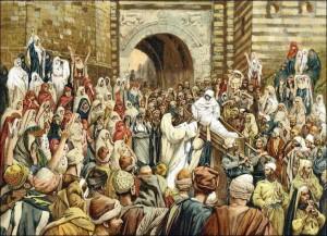 James Tissot, Воскресіння сина наїнської вдови