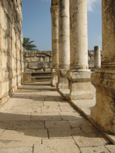 Залишки Капернаумської синагоги