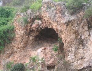 Печера де міг жити одержимий
