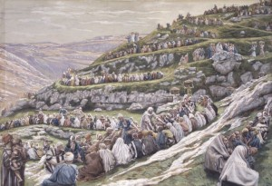 Pent 8-8 Feeding the Five Thousand by James Tissot