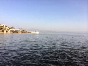 Тихе Галилейське море