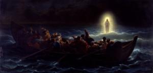 Pent 9-4Amédée_Varint_-_Christ_marchant_sur_la_mer