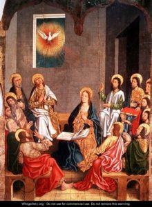 Зшестя Святого Духа, Fernando Gallego