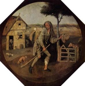 Повернення блудного сина, Hieronymus Bosch, 1516