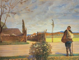 Повернення блудного сина, Jacek Malczewski