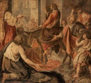 Вхід Господній у Єрусалим, Giovanni