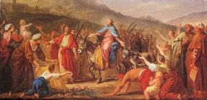 Вхід Господній у Єрусалим, Nicolas Rene Jollain