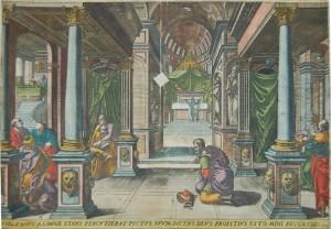 Митар і фарисей, Gerard van Groeningen, 1572