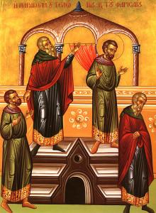 Post митар і фарисей-2