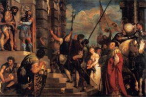 Це - Чоловік, Titian, 1543