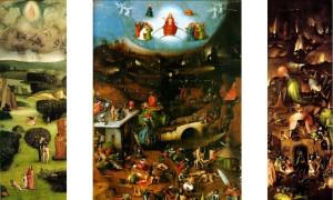 Страшний суд, Hieronymus Bosch