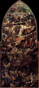 Страшний суд, Jacopo Tintoretto