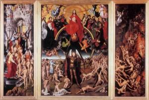 Страшний суд, Hans Memling, 1467–1471