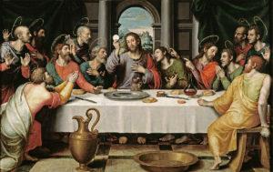 Тайна Вечеря, Juan de Juanes, 16th century